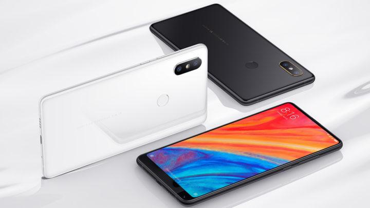 Acabado del teléfono de Xiaomi