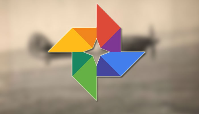 Logotipo de Google Fotos