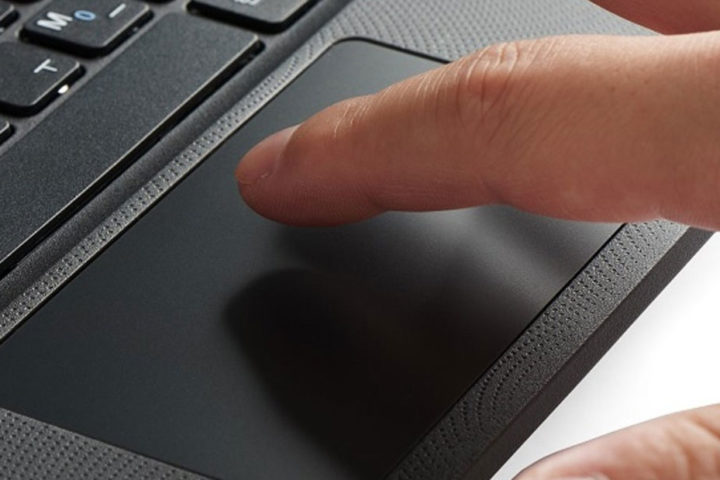 Uso de Touchpad en portátil con Windows 10