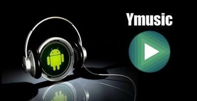Logotipo de Ymusic para Android