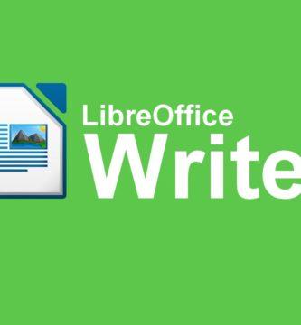 Logo Libre Office Writer