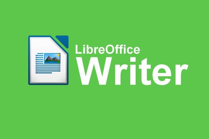 Logo Libre Office Writer