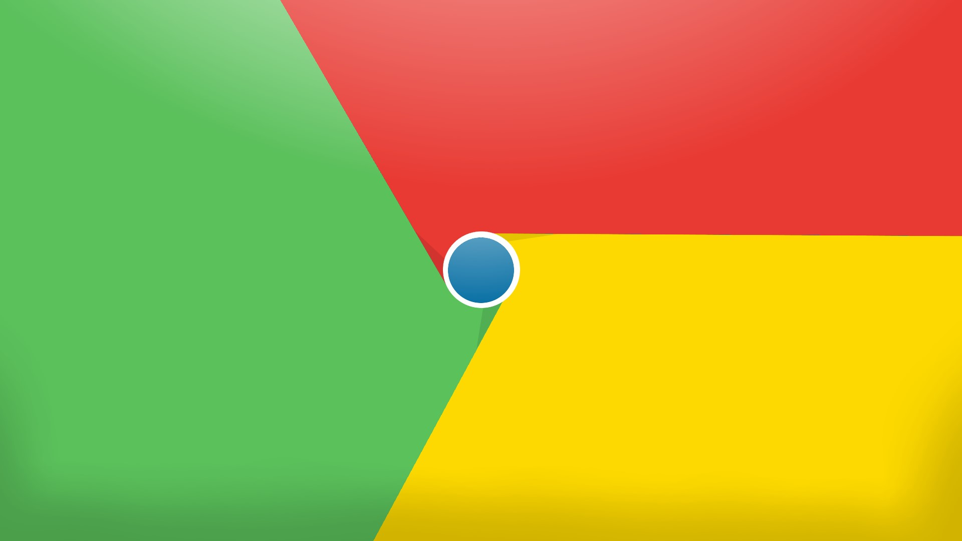 Logo colores Chrome para Android