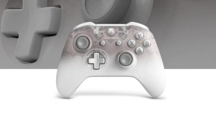 Mando de la Xbox One gris