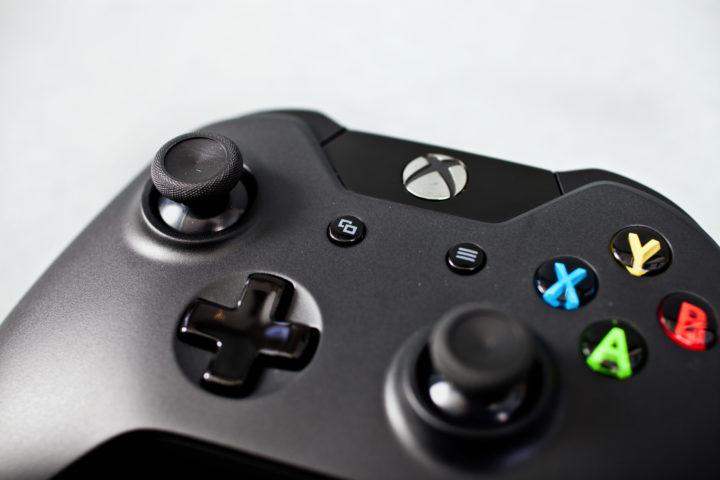 Botones mando de la Xbox One