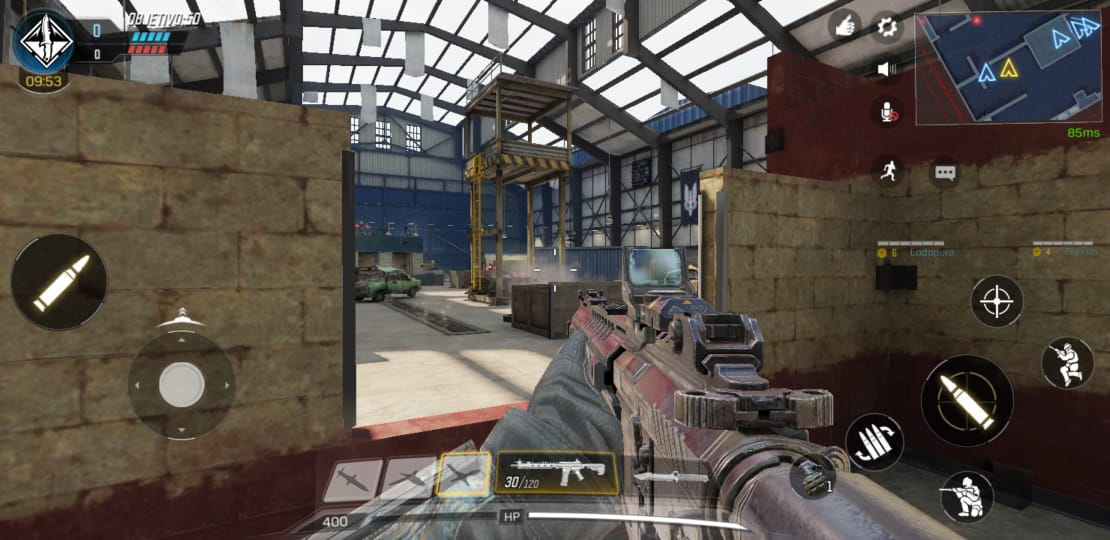 Trucos para call of duty mobile