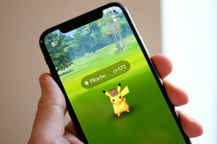 Jugar a Pokémon Go