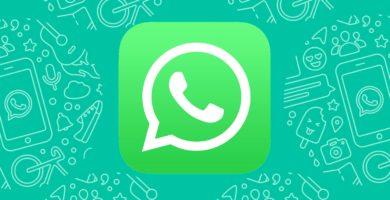 Logotipo de WhatsApp con fondo verde