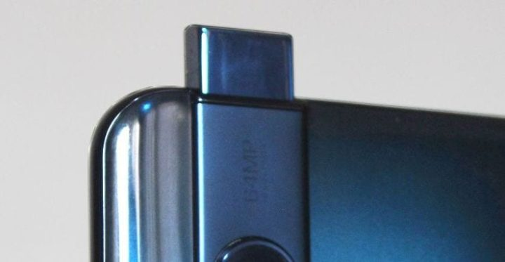 Posible cámara del Motorola One Hyper