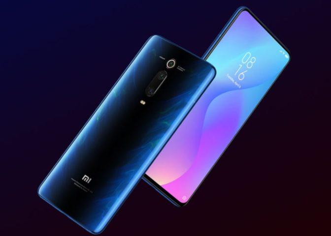 posible diseño del Xiaomi Mi 10T