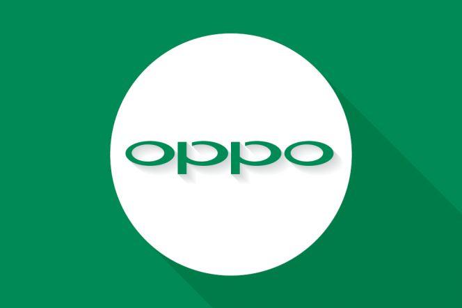 OPPO Logo circular