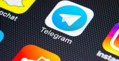 Logotipo de Telegram