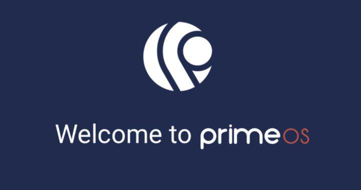 Inicio PrimeOS
