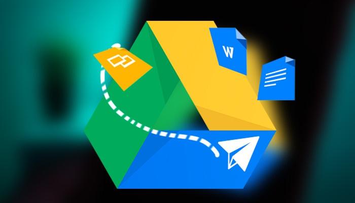 Logotipo de Google Drive