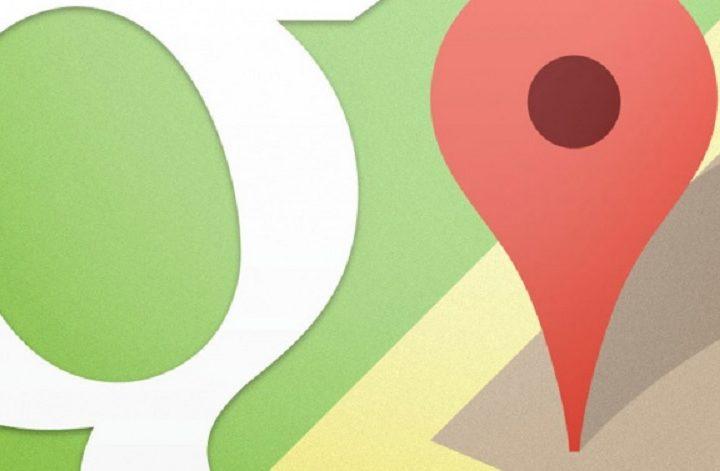 Imagen con logotipo de Google Maps