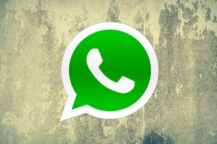Logo de WahtsApp con fondo