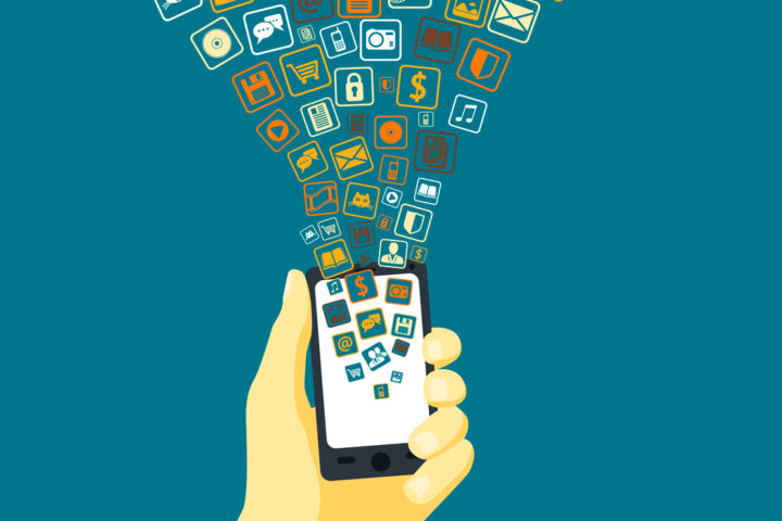 Uso datos smartphone
