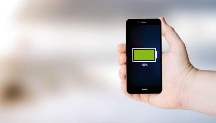 Uso batería en Android
