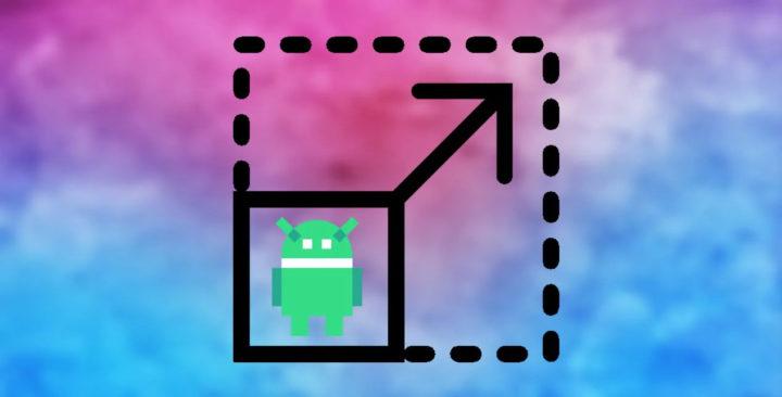 Redimensionar imagen Android
