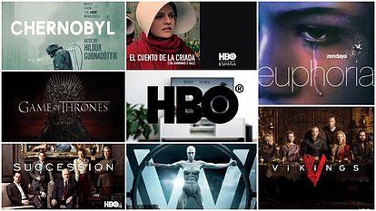 Imagen series de la plataforma HBO
