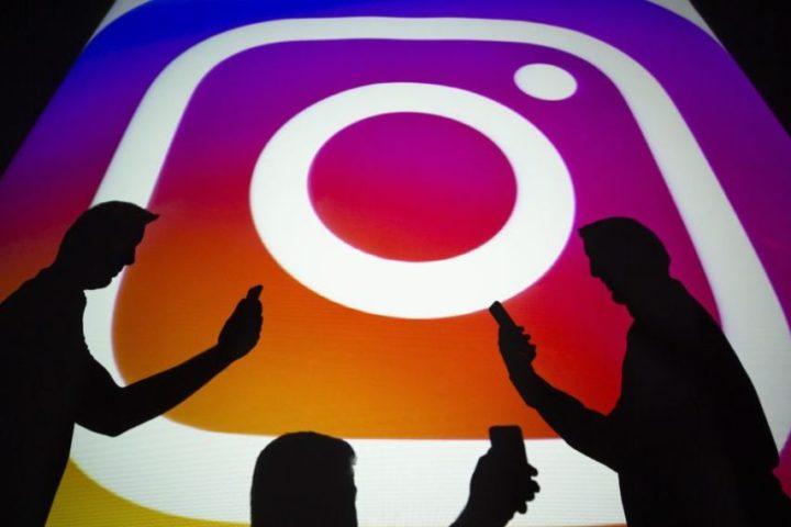 Logotipo de uso Instagram