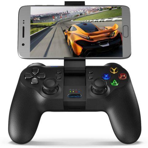 Uso del mandos GameSir T1