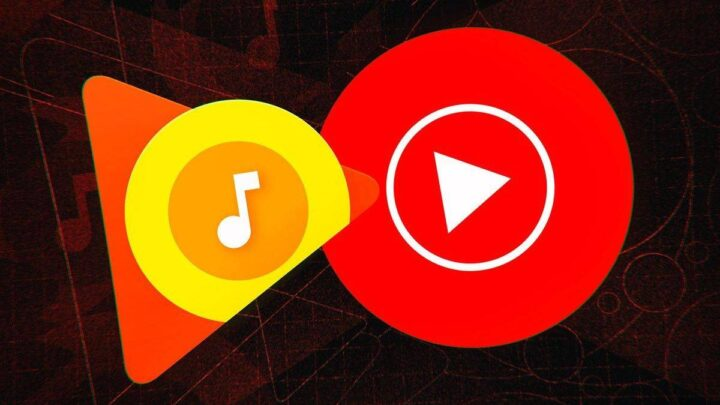 Pasar de Play Music a YouTube Music