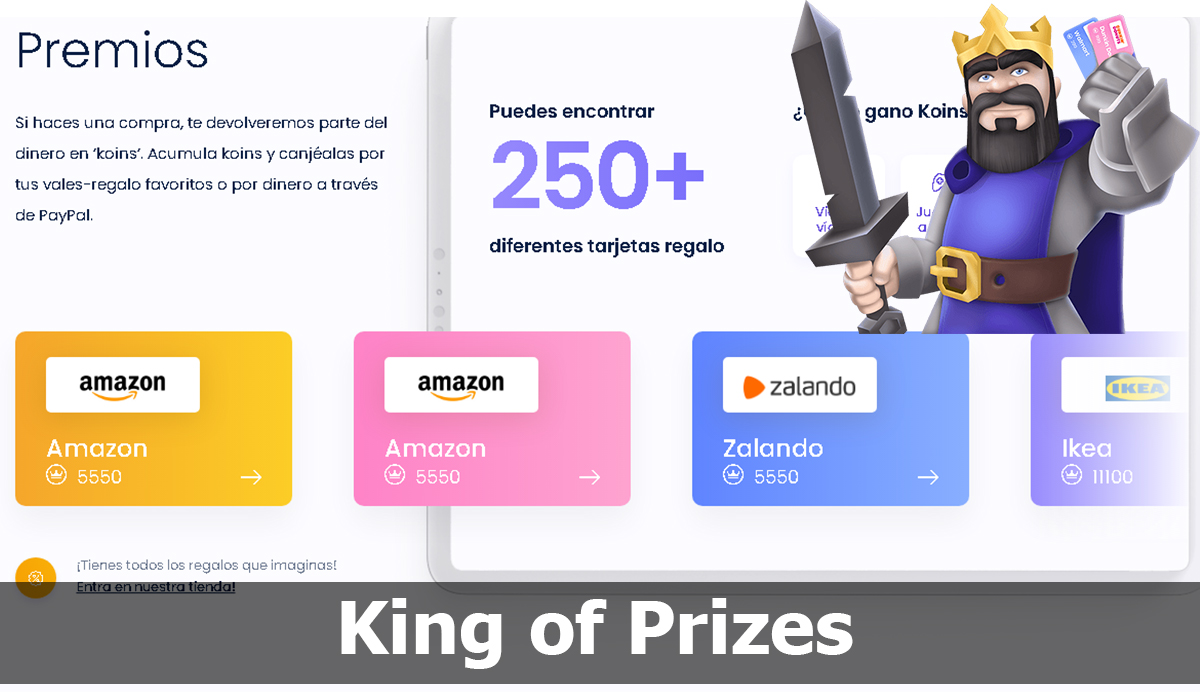 King of Prizes